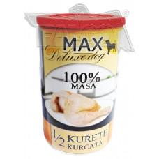 Max deluxe 1/2 kuřete 1200 g různá balení
