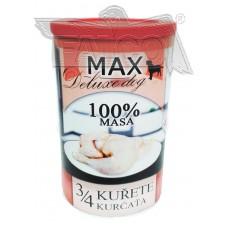 Max deluxe 3/4 kuřete 1200 g různá balení