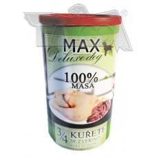 falco Max 3/4 kuřete se zvěřinou 1200 g různá balení