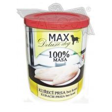Max deluxe kuřecí prsa bez kosti 400 g