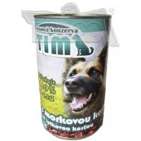 TIM s morkovou kostí 1200 g  různá balení