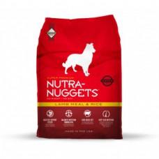 Nutra Nuggets Lamb&Rice 15 kg + doprava zdarma