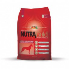 Nutragold Adult Lamb&Rice 15 kg + doprava ZDARMA