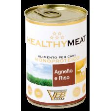 HEALTHY MEAT jehněčí s rýží 400g