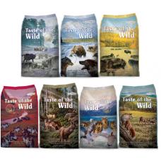 2 x Taste of the Wild 13 kg různé druhy dle Vašeho výběru
