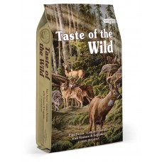 2 x Taste of the Wild Appalachian Valley 13 kg + doprava ZDARMA