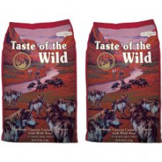 2 x Taste of the Wild Southwest Canyon Canine 13 kg + doprava ZDARMA