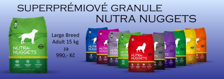 Granule pro psy Nutra Nuggets